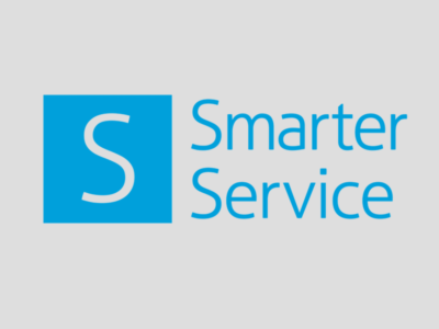 smarter service logo