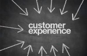 customer experience pfeile arrows