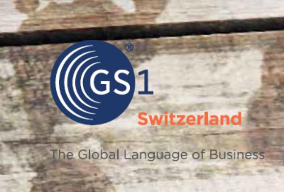 Logo GS1 Switzerland
