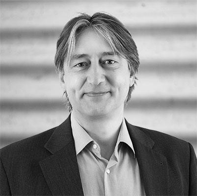 Portrait Dr. Peter Sopp