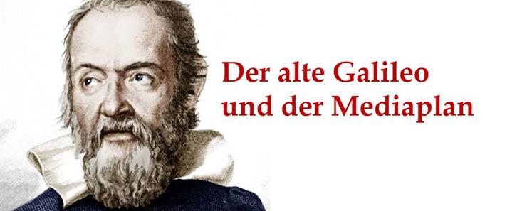 Galileo und Mediaplan