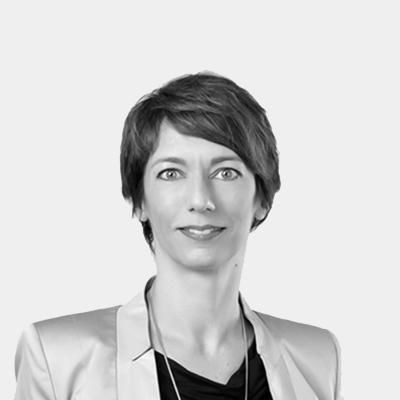 Portrait von Carine Marek