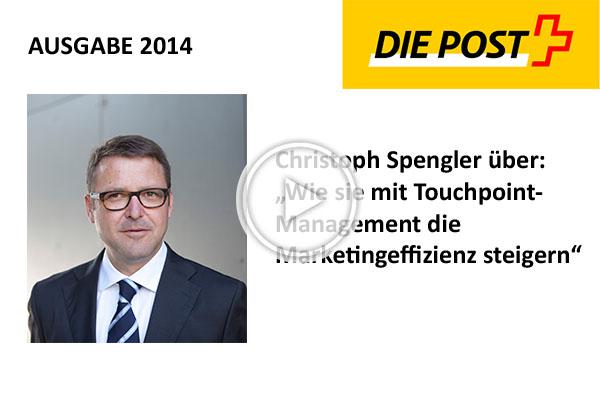 DirectPoint / Die Schweizerische Post Podcast: Wie sie mit Touchpoint-Management die Marketingeffizienz steigern
